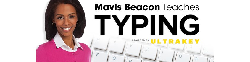 cover image mavis beacon teaches typing software