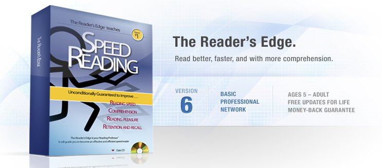 image of reader's edge course