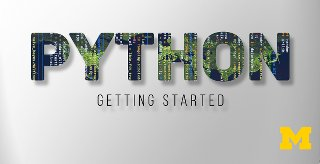 course image python for everybody, coursera