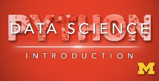 Introduction to Data Science in Python, Course Review