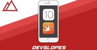course image of ios10 and swift3 developer course, udemy