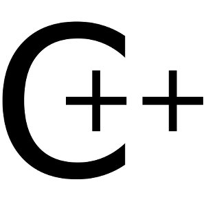 C++ logo, top programming languages