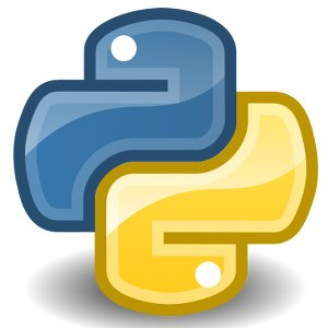 Python logo, top programming languages