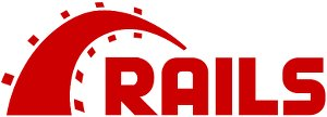 Ruby on Rails logo, top programming languages