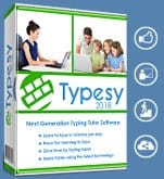 cover image typesy typing software