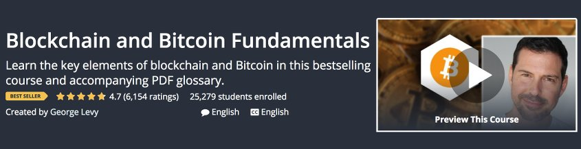 image of blockchain-and bitcoin cryptocurrency-course