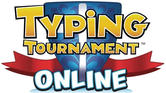 logo image of the Typing Tournament software tutor