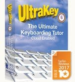 cover image ultrakey typing software