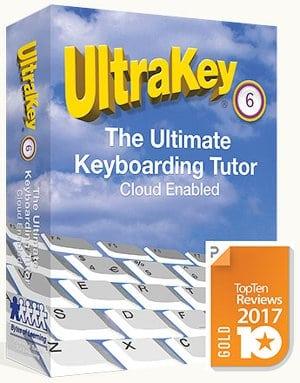 image of the the ultrakey 6 desktop tutor