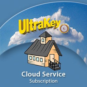 image of the ultrakey cloud service