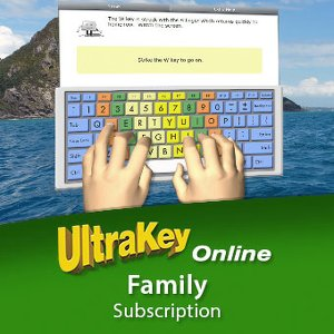 image of Ultrakey Online Family Subscription
