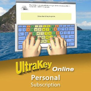 image of Ultrakey Online Personal Subscription