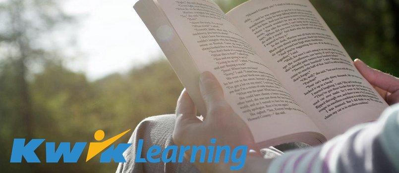 image of Kwik speed reading course