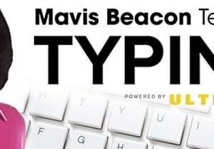 cover image of Mavis Beacon Teaches Typing