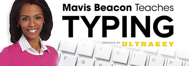 cover image of Mavis Beacon Teaches Typing