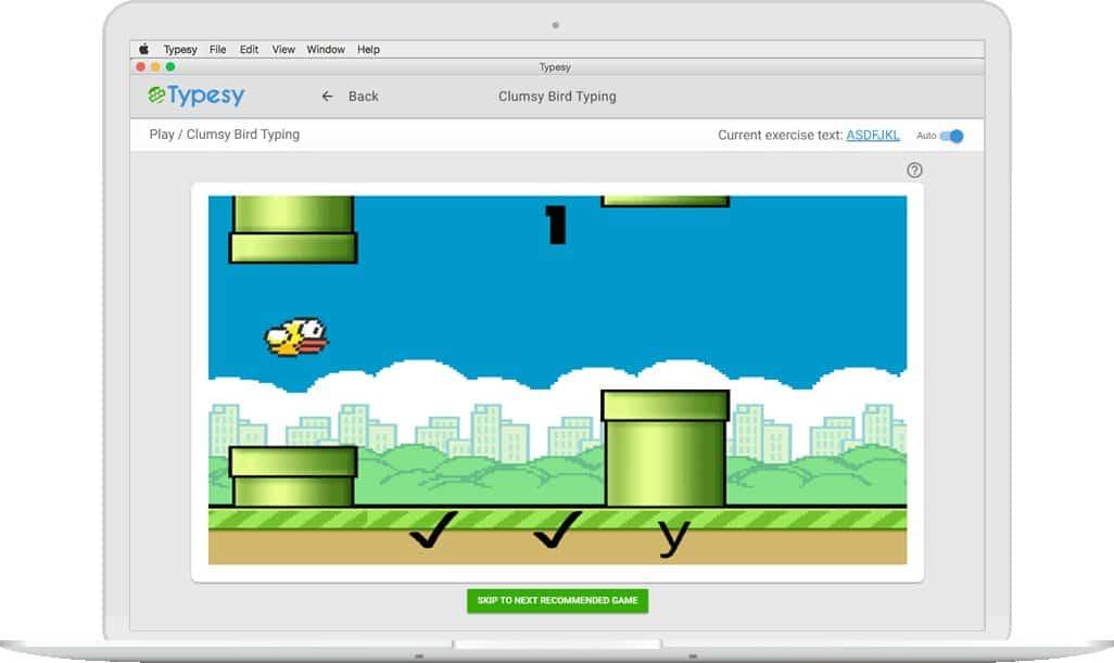 Typesy Review - Screenshot Games