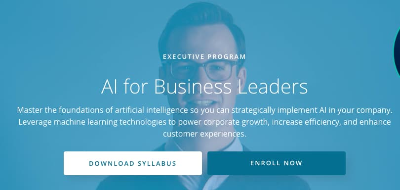 Image Best AI Courses - AI For Business Leaders, Udacity