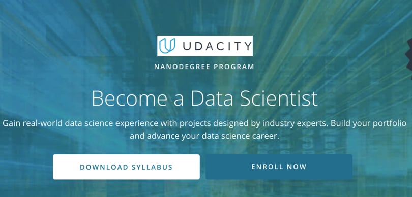 Image Data Science Courses - Become A Data Scientist, Udacity