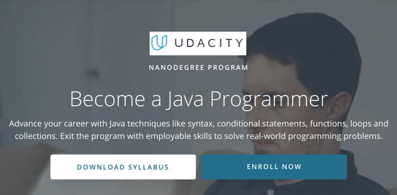 Image Java Courses Online - Become A Java Programmer, Udacity