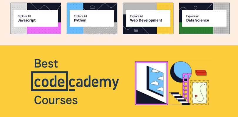 Image Best Codecademy Courses - Learn to code
