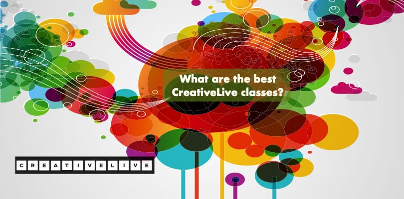 Image Best CreativeLive Classes - For Creative Professionals