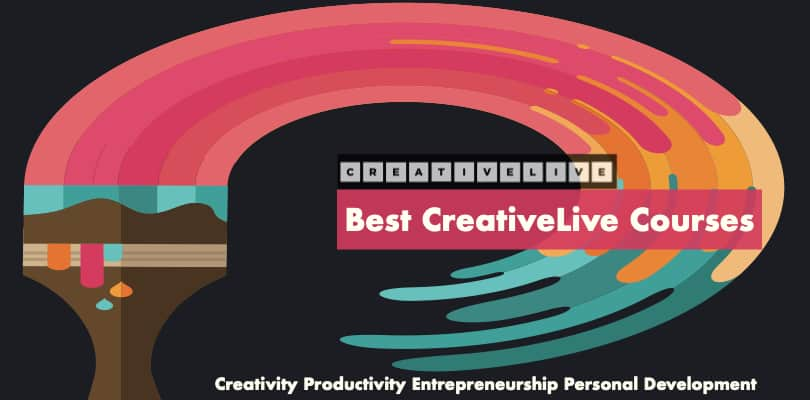 Image of Best CreativeLive Classes and Courses to become a creative professional