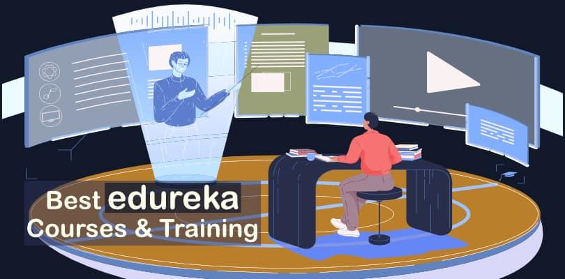 Image Best Edureka Courses - Online Training & Certificates