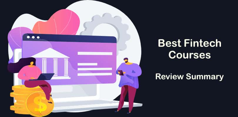 Image Best Fintech Courses - Review Summary