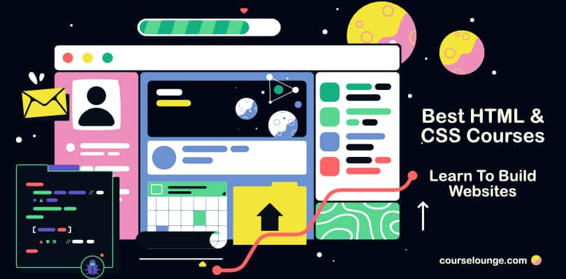 Image Best HTML & CSS Courses Online To Build Websites