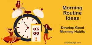 Image Best Morning Routine Ideas - Develop Good Morning Habits
