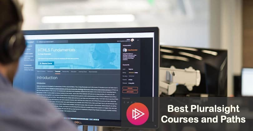 Image of Best Pluralsight Courses and Learning Paths 2021