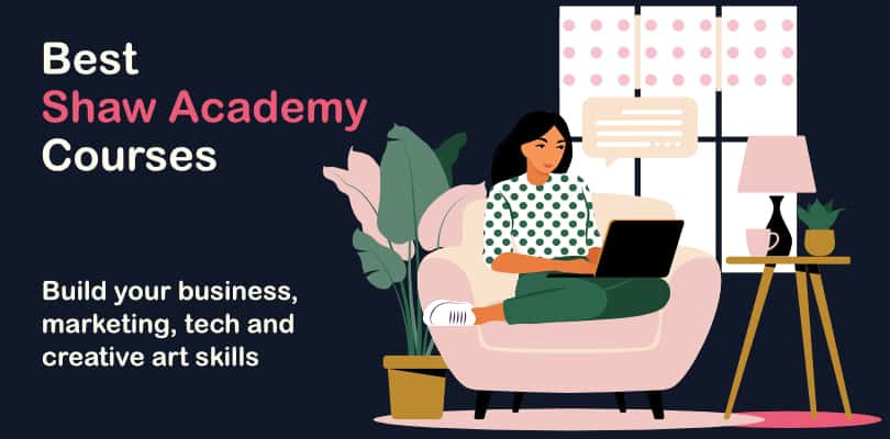 Image Best Shaw Academy Courses - Build Business Skills