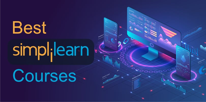 Image Best Simplilearn Courses and Certifications 2021