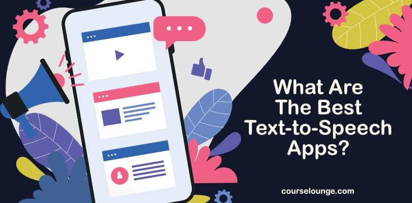 Image Best Text-To-Speech Apps - Listen To Written Content