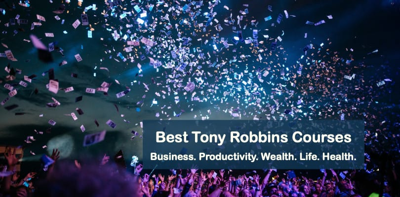 Image of Best Tony Robbins Courses and Training Programs