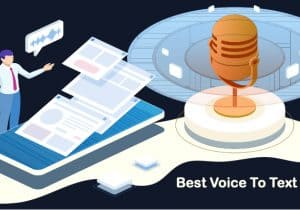 Image Best Voice to Text Apps - Speech To Text Apps