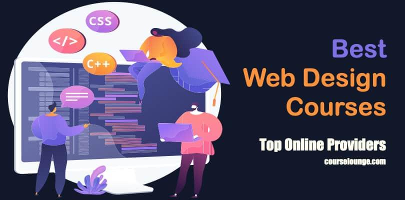 Image Best Web Design Courses Online 2021 - Top 17 Providers