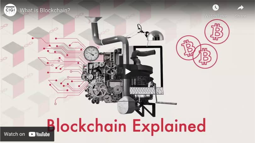 Image Best Cryptocurrency Courses - Blockchain Explained, Video