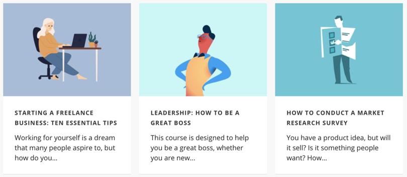 Image Highbrow Courses - Business & Entrepreneurship
