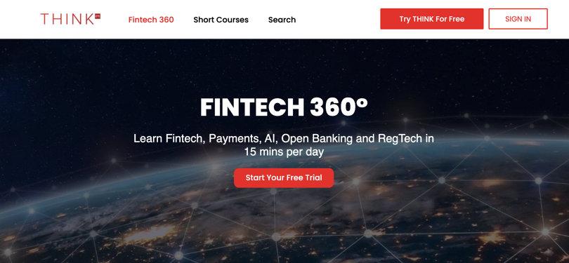 Image CFTE FinTech Courses- THINK