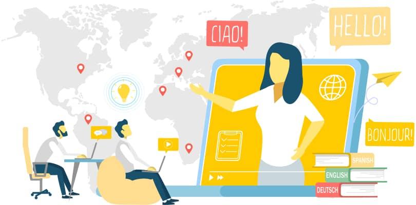 Image Choosing the Best Language Courses Online