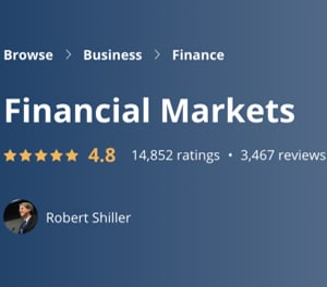 Image Best Coursera Courses - Financial Markets