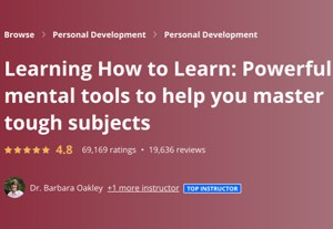 Image Best Coursera Courses - Learning How To Learn