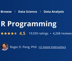 Image Best Coursera Courses - R-Programming