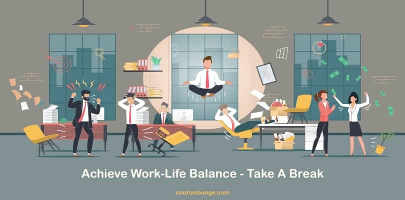 Image Create Work Life Balance - Summary