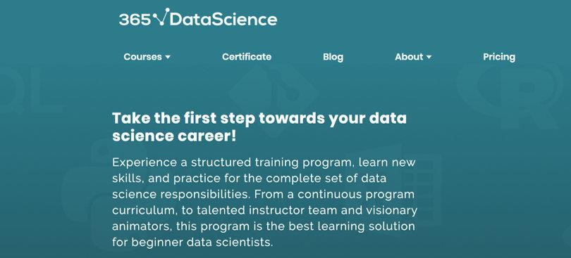Image Data Science, 365 DataScience