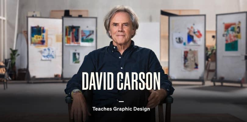 Image Graphic Design Courses - David Carson MasterClass