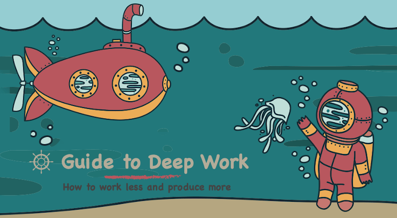 image of Deep Work - How to Get More Done