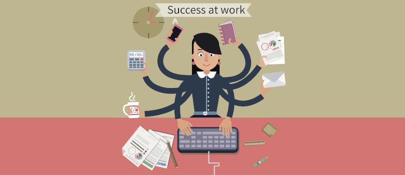 Image of Deep Work - Multi Tasking Myth