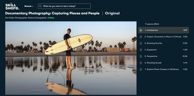 Image Best Photography Courses - Documentary Photography - Skillshare